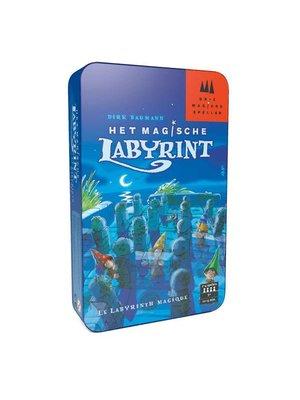 999 Games 999 Games - Bordspel - Het magische labyrint tin - 5+
