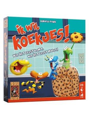 999 Games 999 Games - Ik wil koekjes! - 5+