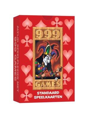 999 Games 999 Games - Kaartspel - Standaard - Rood - 8+
