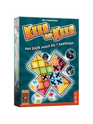 999 Games 999 Games - Dobbelspel - Keer op keer - 8+