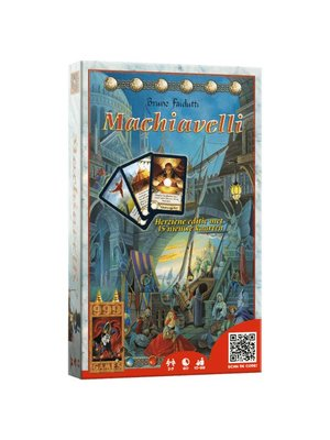 999 Games Bordspel - Machiavelli - 10+
