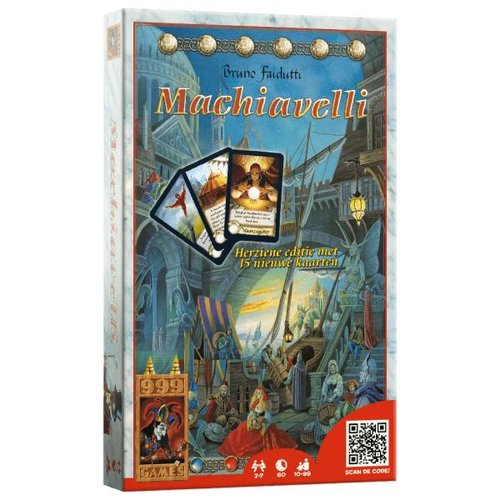 999 Games 999 Games - Bordspel - Machiavelli - 10+