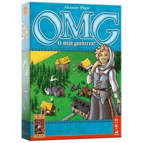 999 Games 999 Games - OMG - O mijn goederen! - 10+