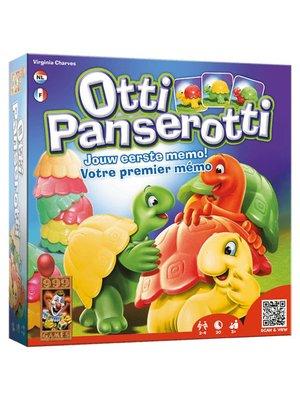999 Games Kaartspel - Otti panserotti - 3+