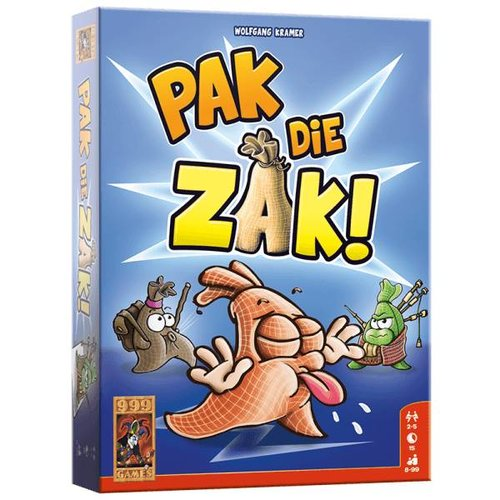 999 Games 999 Games - Pak die zak! - 8+