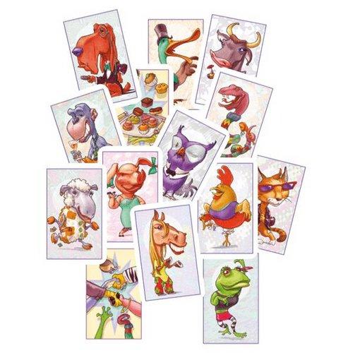 999 Games Kaartspel - Party animals - 10+