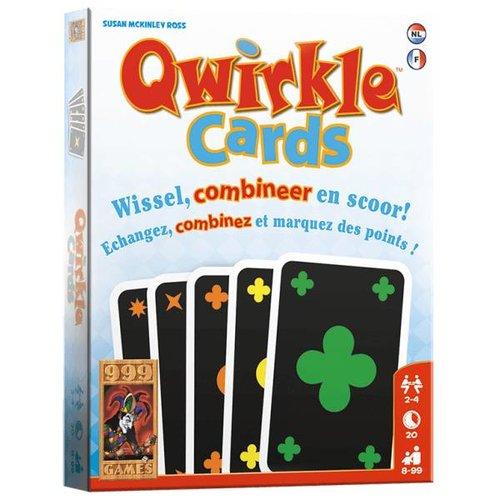 999 Games 999 Games - Kaartspel - Qwirkle - Cards - 8+