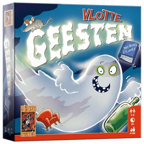 999 Games 999 Games - Kaartspel - Vlotte geesten - 6+