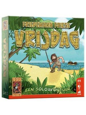 999 Games 999 Games - Kaartspel - Vrijdag - 10+