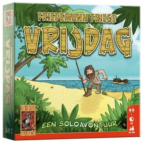 999 Games 999 Games - Vrijdag - 10+