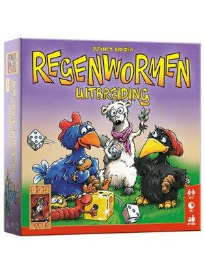 999 Games Dobbelspel - Regenwormen - Uitbreiding - 8+