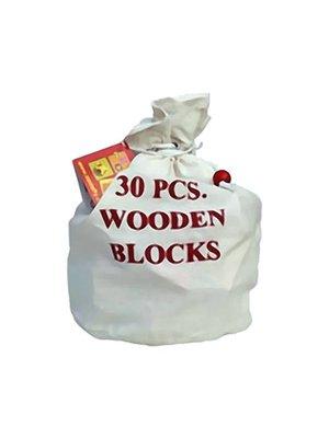 Allehand - Blokkenset - In zak