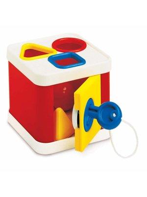 Ambitoys Ambi Toys - Vormenstoof - Lock a block