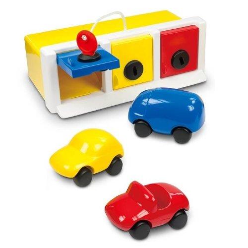 Ambitoys Ambi Toys - Garage - Incl. 3 auto's