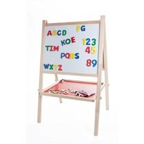 Angel Toys - School & whitebord - Incl. houten magneten