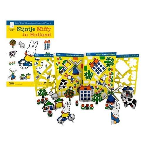 Bambolino Toys Bouwpakket - Nijntje in Holland