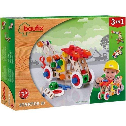 Baufix - Constructieset - Starter 10