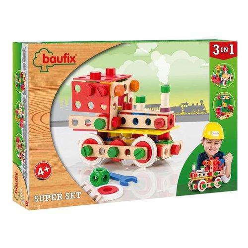 Baufix - Constructieset - Super set