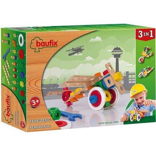 Constructieset - Vliegtuig