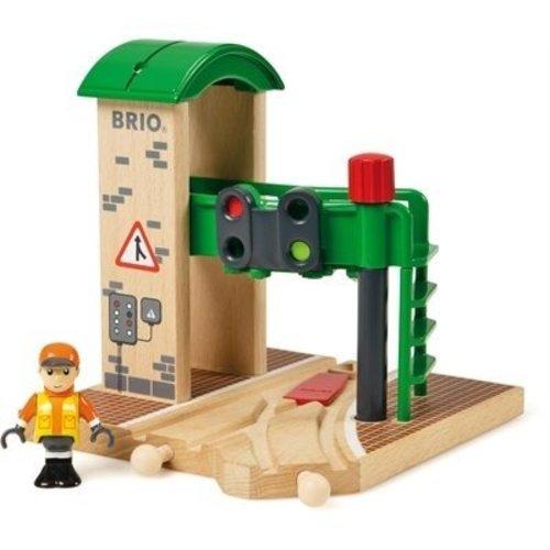 Brio Rails - Signaal station
