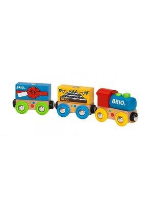 BRIO Brio - Rails - Verjaardagstrein