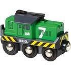 BRIO Brio - Rails - Vrachtlocomotief - Op batterijen