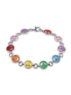 Charm It! - Armband - Peace