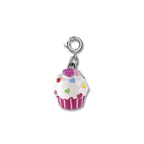 Charm It! - Bedeltje - Cupcake hart