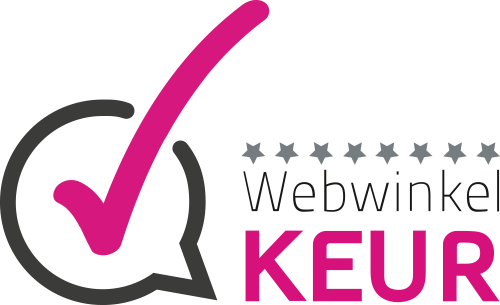 Webwinkel keur