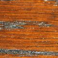 Hoogglans gelakt hout