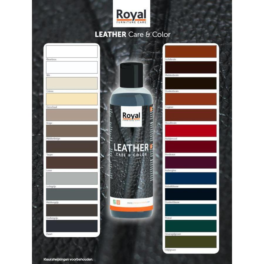 Leather Care & Color - 250ml (leverbaar in 25 kleuren)-2