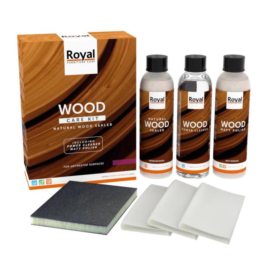 Wood Care Kit Natural Wood Sealer-1
