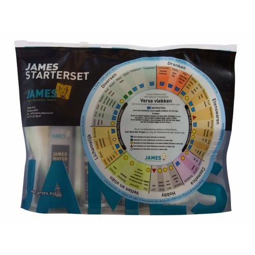 James Starterset
