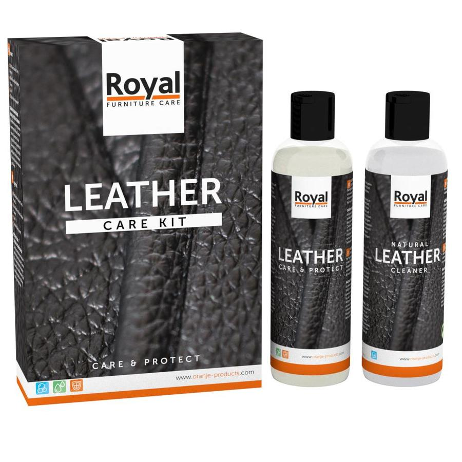 Leather Care Kit - Care & Protect-1