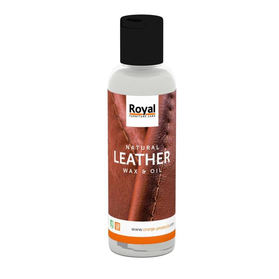 Natural Leather Wax & Oil - 150ml-1