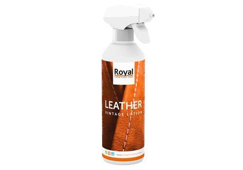 Leather Vintage Lotion