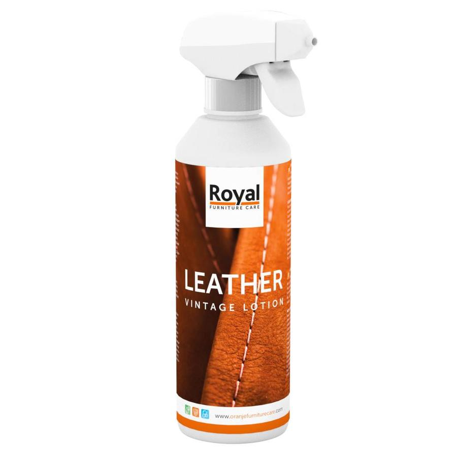 Leather Vintage Lotion - 500ml-1