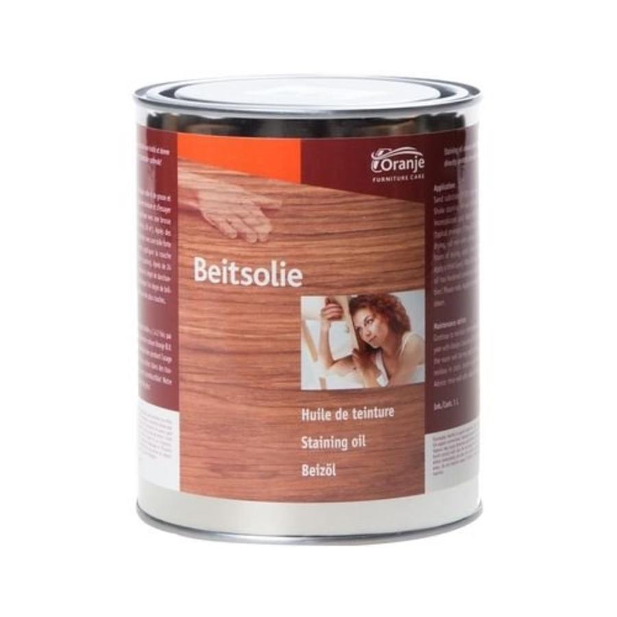 Wood Beitsolie Wit - 1 liter-1