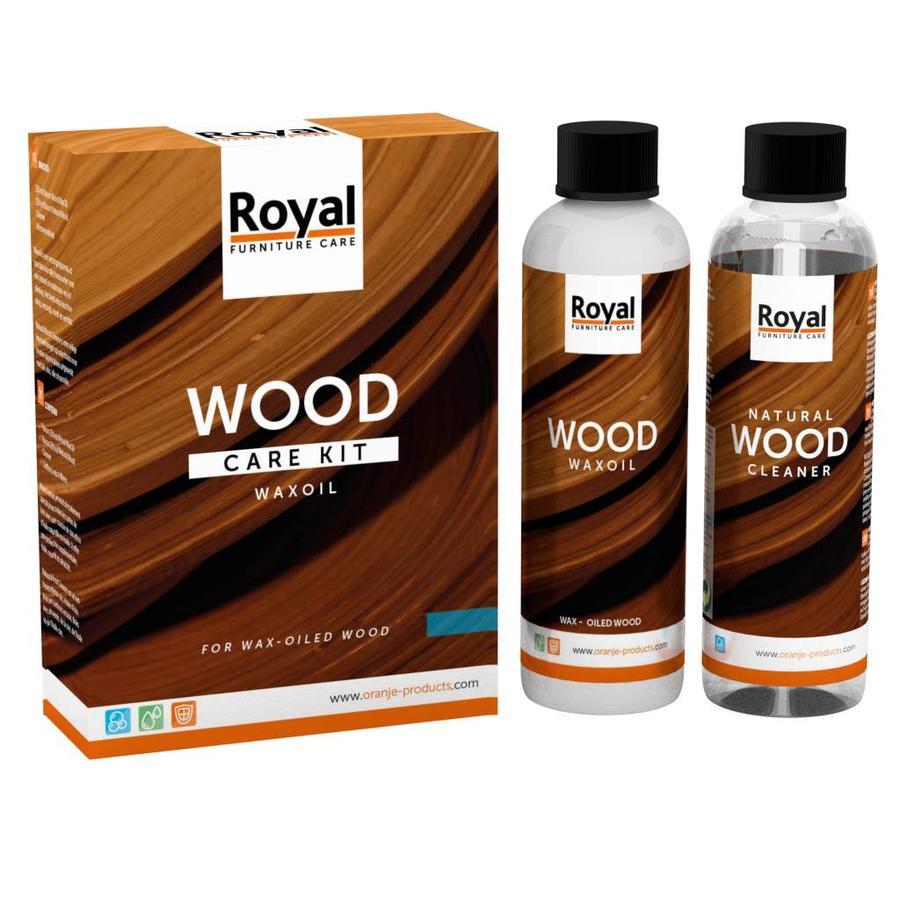 Wood Care Kit Waxoil-1