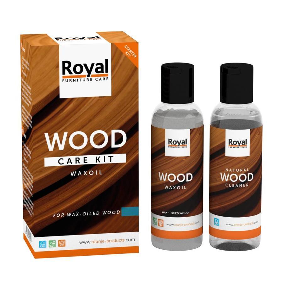 Wood Care Kit Waxoil-2