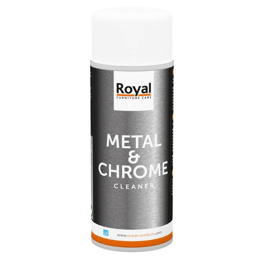 Metal & Chrome Cleaner - 400ml-1