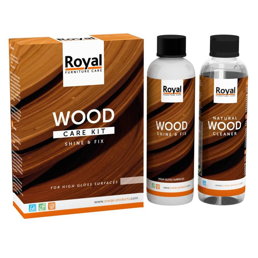 Wood Care Kit Shine & Fix-1