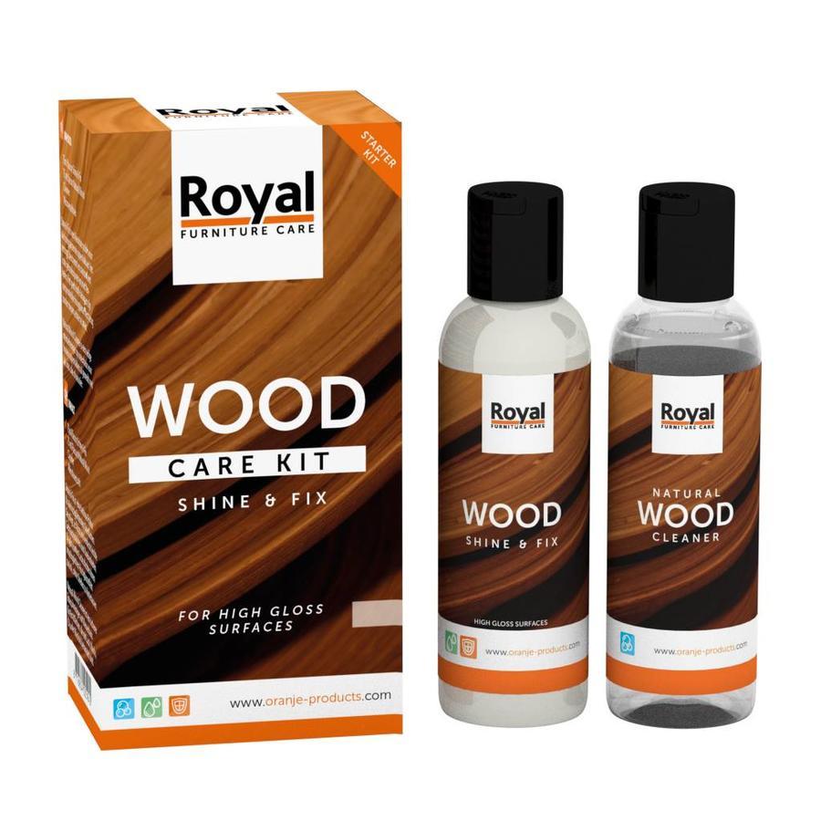 Wood Care Kit Shine & Fix-2