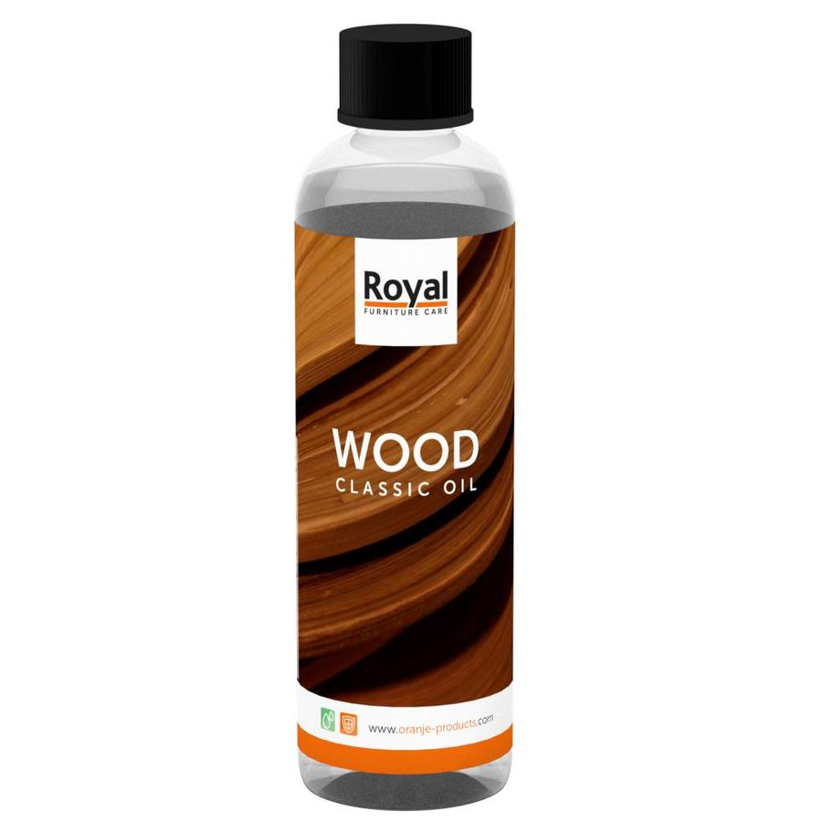 Wood Classic Oil - 250ml-2