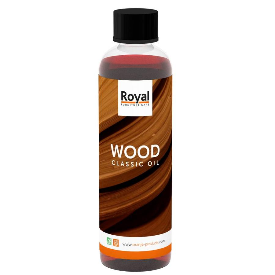 Wood Classic Oil - 250ml-1