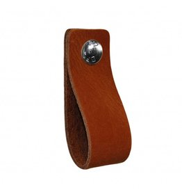 100% original Leather handle Cognac