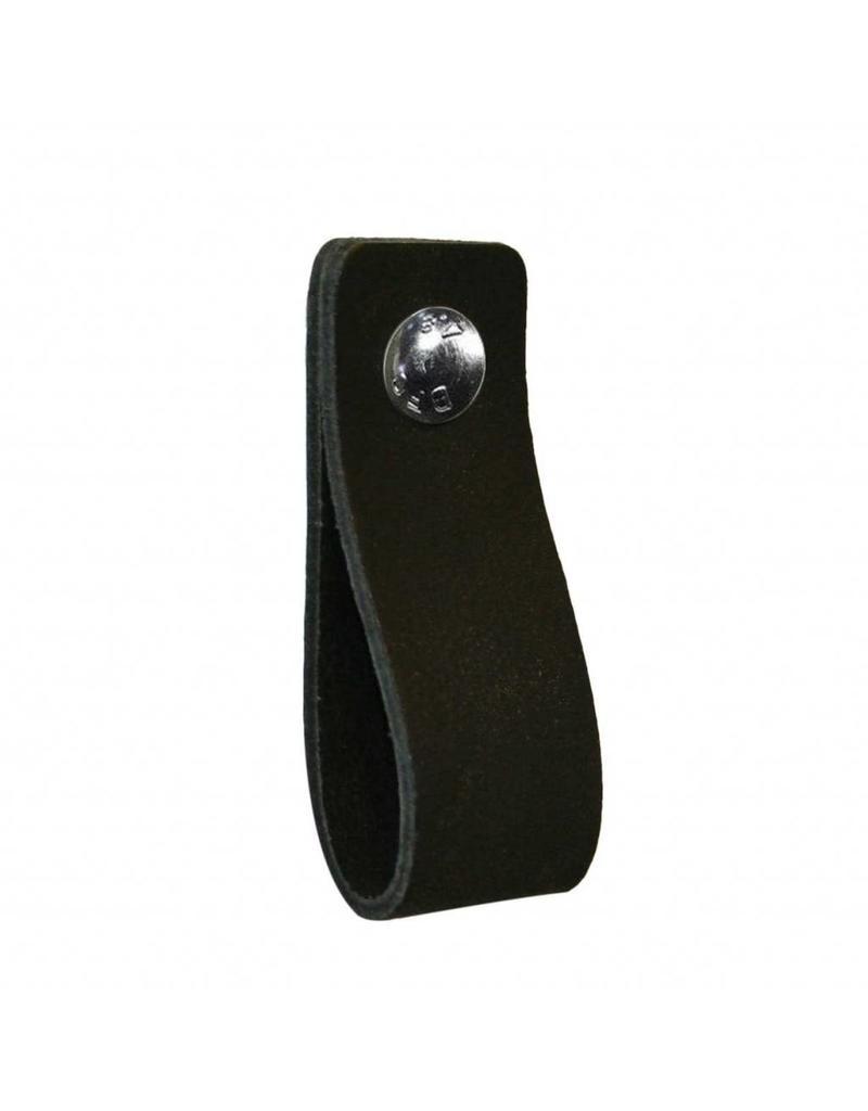 100% original Leather handle Black