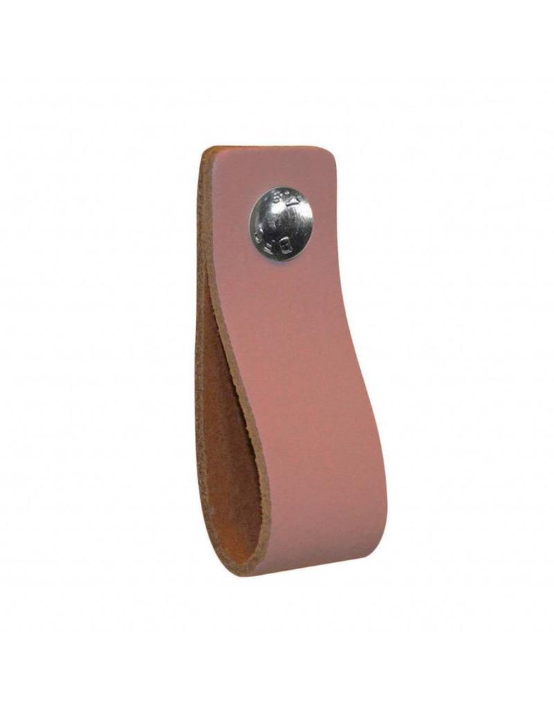 100% original Leather handle Old Pink