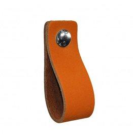 100% original Leather handle Orange