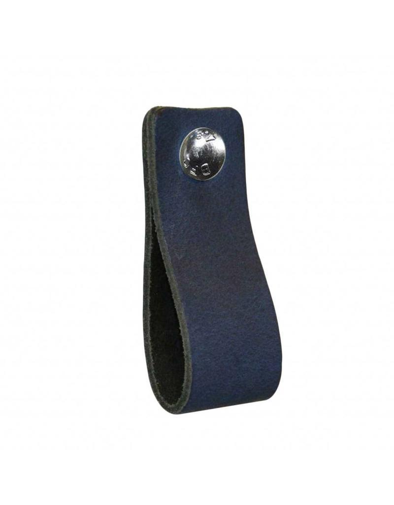 100% original Ledergriff Jeans dunkelblau